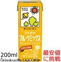 キッコーマン豆乳飲料フルーツミックス200ml×18本[常温保存可能]キッコーマンソイフーズ 豆乳