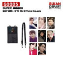 14. TICKET HOLDER+PHOTO CARD SET / SUPERSHOW 7S Official Goods 送料無料