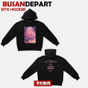 BTS HOODIE BLACK_PT / LOVE YOURSELF IN SEOUL THE MOVIE / 1次予約