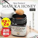 【訳あり】 マヌカハニー 250g×2個 マヌカ マヌカ蜂蜜 UMF+10 健康補助食品 ニュージーランド産 【商品ラベル不良】