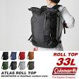 コールマン アトラス ロールトップ 33L COLEMAN ATLAS