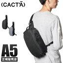 【楽天カード+8倍(最大) 11/26限定】カクタ ボディバッグ ボディーバッグ ワンショルダーバッグ メンズ ブランド CACTA cac-1012