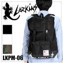 ラーキンス リュック バックパック 防水性・防汚性に優れたターポリン素材を使用したデカリュック LARKINS LKPM-06