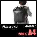 パスファインダー アベンジャー ビジネスバッグ メンズ 2Wayビジネスバッグ A4 PATHFINDER AVENGER PF1815L