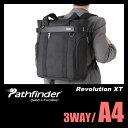 パスファインダー レボリューションXT ビジネスバッグ メンズ 拡張機能 日本正規品 3Wayトートバッグ A4 PATHFINDER Re...