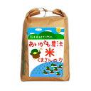 【送料無料】令和元年産合鴨農法米くまさんの力白米4.5kg(玄米5kg)【栽培期間中農薬不使用】【アイガモ】【熊本県産】