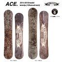 トゥエルブのフラッグシップ フリースタイルモデル スノーボード「エース」TWELVE 12snowboards ACE twintip camber 2015モデル