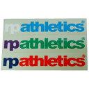 NPA ベーシックロゴステッカー np athletics