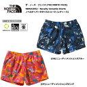THE NORTH FACE NBW42052 Novelty Versatile Shorts / ザ ノースフェイス ノベルティバーサタイルショーツ(レディース)