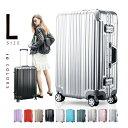 【10%OFFクーポン!!】スーツケース Lサイズ キャリー...