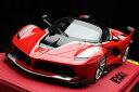 【平日即日発送可能】BBR 1/18 ラフェラーリ FXX K Rosso Scuderia Laferrari ferrari P18119B モデルカー ミニカー 送料無料