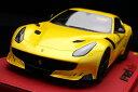 【平日即日発送可能】BBR 1/18 F12 TDF Giallo Tristrato P18121AFV フェラーリ ferrari モデルカー ミニカー 送料無料