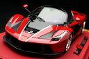 【平日即日発送可能】BBR 1/18 ラフェラーリ special version Rosso Corsa P1867SC モデルカー ミニカー 送料無料