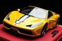 【平日即日発送可能】 BBR 1/18 フェラーリ 458 スペチアーレA specialA ferrari P18102V モデルカー ミニカー 送料無料