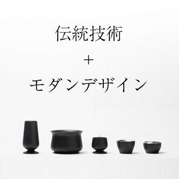 仏具・mugen5点セット炭黒仏具セット仏具真鍮ミニ仏壇具足