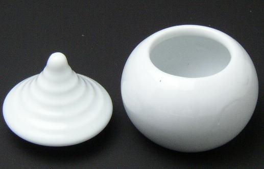水玉1.8寸(白無地)[単品1本での販売です]...の紹介画像3
