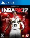 NBA 2K17 - PS4 【中古】