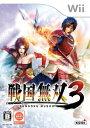 戦国無双3(通常版) - Wii 【中古】