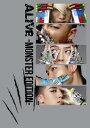 【すぐに使えるクーポン有!2点で50円 5点で300円引き】ALIVE -MONSTER EDITION-(CD DVD)(通常仕様) 【中古】
