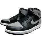 NIKE (ナイキ ジョーダン) AIR JORDAN 1 RETRO HIGH OG 'SHADOW'