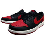 "NIKE (ナイキ ジョーダン) AIR JORDAN 1 RETRO LOW OG ""BRED"""