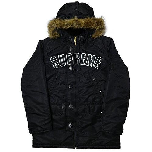 Supreme (シュプリーム) ARC LOGO N-3B PARKA