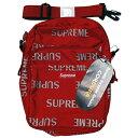 Supreme (シュプリーム) 3M REFLECTIVE REPEAT SHOULDER BAG
