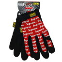 Supreme (シュプリーム) MECHANIX ORIGINAL WORK GLOVES