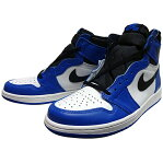 "NIKE (ナイキ ジョーダン) AIR JORDAN 1 RETRO HIGH OG ""GAME ROYAL"""