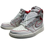 "NIKE (ナイキ ジョーダン) AIR JORDAN 1 RETRO HIGH OG ""SAIL/UNIVERSITY RED"""