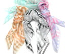 横浜生まれの絹のスカーフ(セレクト柄)