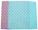 横浜生まれの絹のスカーフ(スクエアグリッター)