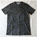 HAMAKI-HO(ハマキホ)半袖Tシャツカモフラ(ブラック)