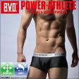 BVD POWER-ATHLETE マイクロボクサーパンツ ローライズ スポーツアンダーウェア