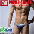 BVD POWER-ATHLETE マイクロビキニ ローライズ スポーツアンダーウェア