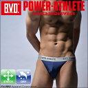 BVD POWER-ATHLETE ストラップビキニ スポーツアンダーウェア 【コンビニ受取対応商品】