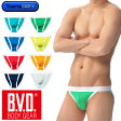 【WEB限定】BVD BODY GEAR 吸水速乾 パイピング カラー マイクロビキニ  S,M,L B.V.D. 【スポーツ】【吸水速乾】 メンズ ブリーフ 【02P06Aug16】