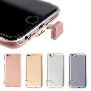モバイル バッテリー コードレス ゴールド