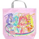 スター☆トゥインクルプリキュア プールバッグ【女の子 夏 サマー 海 おでかけ ビーチバッグ ビニル素材 日本製 キャラクターグッズ】