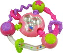 【ベビートイ】きらきらりんぐ手遊びトレーニング【幼児 知育玩具 おもちゃ 出産祝い 知育 赤ちゃん ベビー おもちゃ カラフル 10ヶ月〜 簡単 女の子 男の子 幼児 ギフト プレゼント 誕生日 贈り物 にぎにぎ】