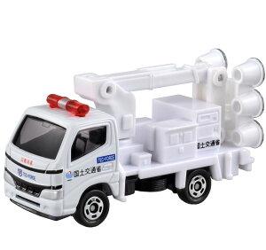 【20%OFF】トミカミニカーNo.32 国土交通省 照明車