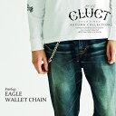 クラクト CLUCT EAGLE WALLET CHAIN ...