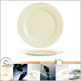 【压倒的抗冲击性·耐伤性·美丽!】法国出发!新素材登场!Arcoroc(arco锁)Zenix(XENIX)intensity dinner plate[G4392][フランス発!新素材登場!Arcoroc(アルコロック) Zenix(ゼニックス)インテンシティー
