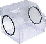 集塵機 集じん機 装置 小型 卓上 簡易 ボックス 研磨 切削 リューター マイクロモーター 彫金 木工エコノミー集塵ボックス 【02P21Aug14】 【RCP】【HLSDU】【IN0718】