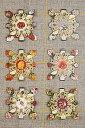 サジュー(Sajou) 糸巻き(6枚入り)