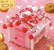 夏休み 工作キット(子供手芸)自由研究 小学生 女の子 低学年フェルトスィーツキット【お菓子の家ピンク】