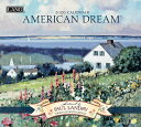 2020年 ラング社(LANG)USA カレンダー American Dream 即納