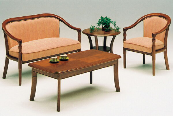 Simple Living Room Dining Set