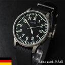 アリスト Aristo Pilot Quartz 3H84BC RONDA515 ドイツ時計