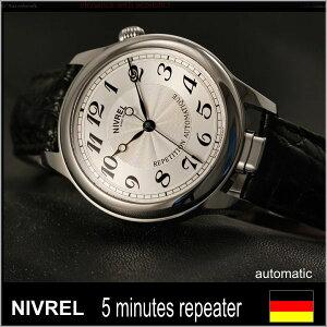 NIVRELニブレル5ミニッツリピーター(機械式)腕時計時計